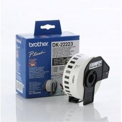 Ролка с етикети Brother DK-22223